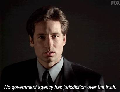 Truth Conspiracy Gifs Government Agency University Xfiles