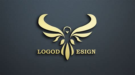 abstract bird logo template graphicsfamily
