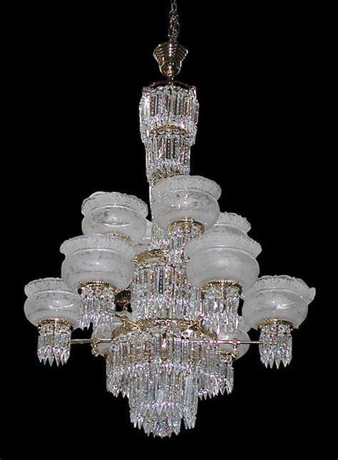 beautiful american 10 light chandelier for sale