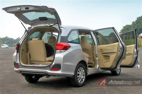 Review Honda Mobilio by Review Honda Mobilio Prestige At By Autonetmagz With