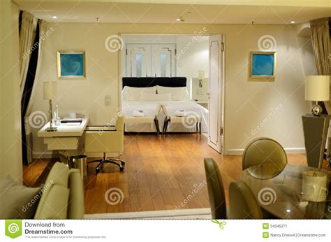 beautiful large room  spa hotel stock image image