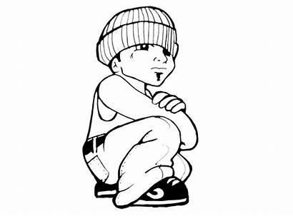 Cholo Graffiti Drawing Drawings Characters Clipart Step