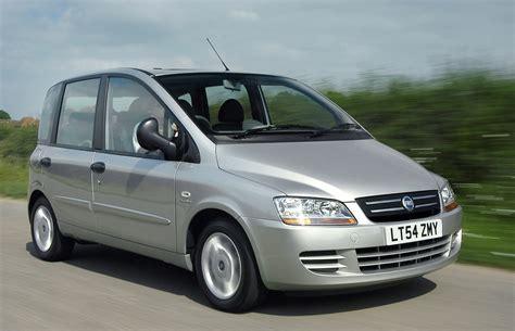 Fiat Multipla Estate Review (2000 - 2010)   Parkers
