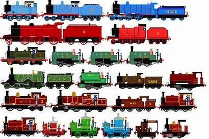 Engines Deviantart Sodor Were Ww1 Favourites