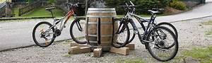 Fahrradständer Selber Bauen : holzfass fahrradst nder ~ One.caynefoto.club Haus und Dekorationen