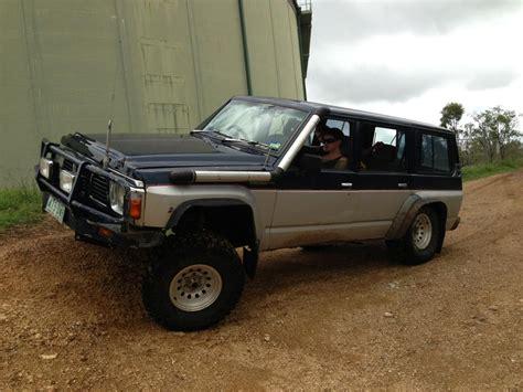 nissan patrol 1989 1989 nissan patrol st 4x4 gq car sales qld rockhton