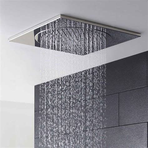 Drench Ceiling Recessed Tile Fixed Shower Head Drench