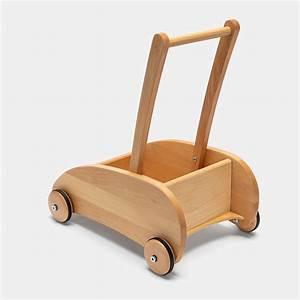 Puppenwagen Lauflernwagen Holz : lauflernwagen aus holz natur ge lt von verneuer 450 ~ Watch28wear.com Haus und Dekorationen