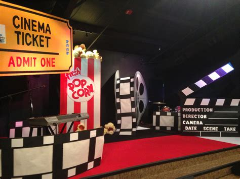 movies  kids church stage design ideas