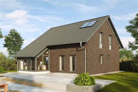 Haus Mit Wintergarten by Einfamilienhaus Guenstig Bauen Buchenallee Variante 2