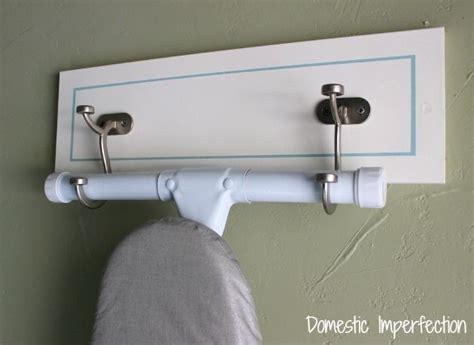 ideas  ironing board hanger  pinterest