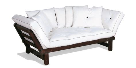 futon canape lit convertible canape futon avec accoudoirs