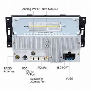 Pinout Diagram For Usb Indoor Antenna Wiring