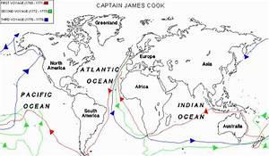 Map Captain Cook - HolidayMapQ.com