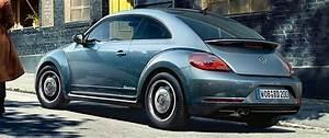 Volkswagen Coccinelle Design : les vw s ries sp ciales ~ Medecine-chirurgie-esthetiques.com Avis de Voitures
