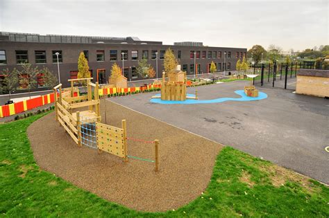 waverley school birmingham playground equipment