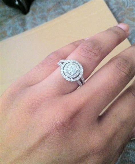 pic   engagement ring weddingbee photo gallery