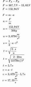 Physik Beschleunigung Berechnen : schiefe ebene physik ~ Themetempest.com Abrechnung
