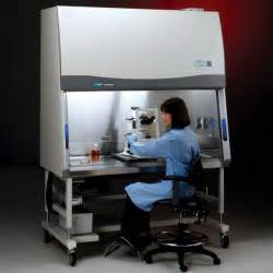 3 purifier cell logic class ii type a2 biological safety cabinet with scope ready and temp