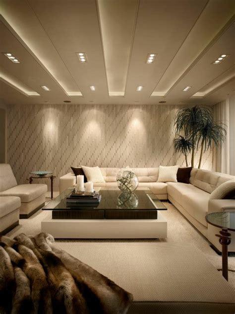 Gemutlich Wohnzimmer Beleuchtung by Beleuchtungsideen Wohnzimmer Das Wohnzimmer Attraktiv