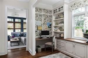 comment choisir la couleur des murs de votre bureau With couleur mur bureau maison