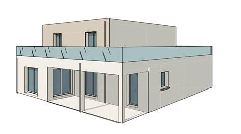Dessin Maison Moderne Facile