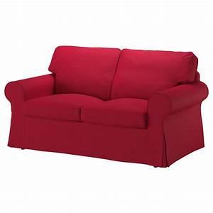 Sofa Füße Ikea : ektorp two seat sofa nordvalla red ikea ~ Sanjose-hotels-ca.com Haus und Dekorationen