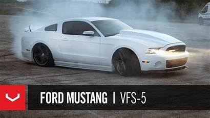 Mustang Kokaine Vfs Vossen Abandoned