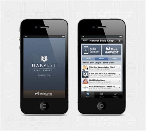 iministries iphone app rhyolite design graphic design elgin illinois david pohlmeier