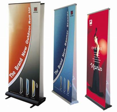 Banner Roll Stand Banners Rollup Standee Stands