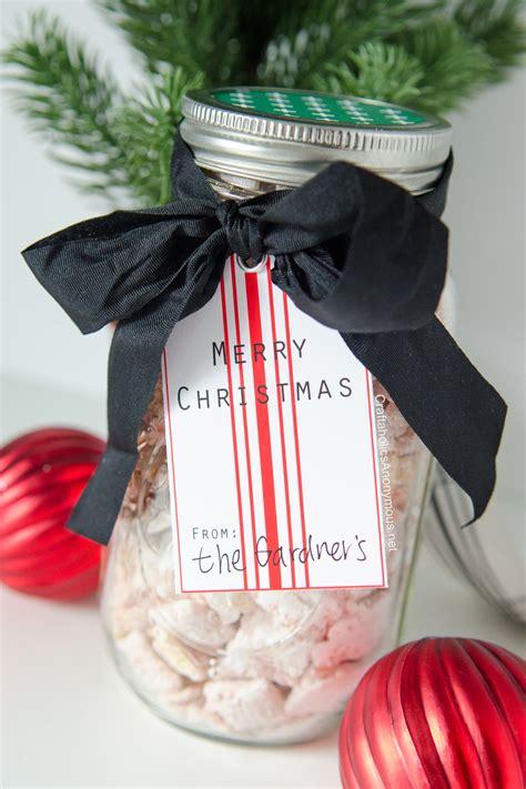 craftaholics anonymous farmhouse christmas gift tags