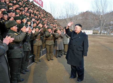 north korea disbands army unit  security concerns