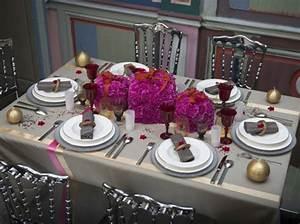 Idee Deco De Table Noel : 15 id es d 39 ambiance et de d coration de table pour no l et ~ Zukunftsfamilie.com Idées de Décoration