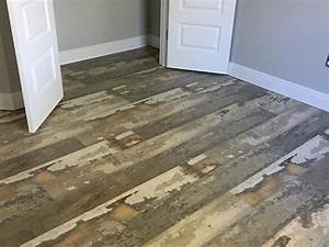 before and after lumber liquidators With barn board flooring do it yourself