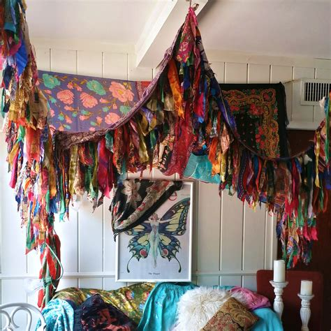 curtain adorable design  boho curtains  chic home