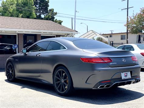 2018 used mercedes benz s65 amg at cnc motors inc serving upland ca iid 17632303. Used 2016 Mercedes-Benz S-Class S63 AMG 4MATIC Coupe for Sale in Alhambra CA 91803 CJ Auto Group