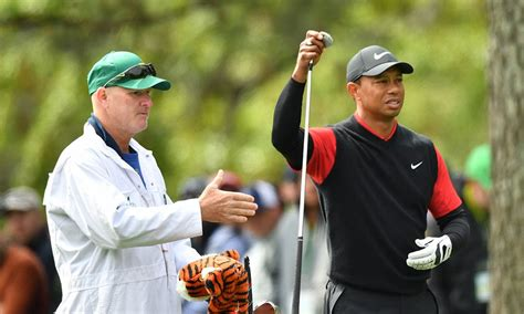 Tiger Woods' caddie tells funny story from his first ...