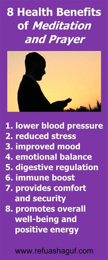Prayer Benefits Health Daily