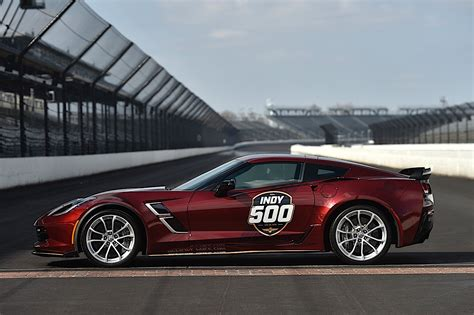 2019 Chevrolet Grand Sport by 2019 Corvette Grand Sport To Pace Indy 500 Chevy To Make
