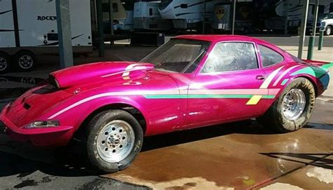 Opel Gt Drag Car by Baby Drag Car 1969 Opel Gt