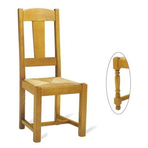 chaise en chene chaise de salle a manger en chene