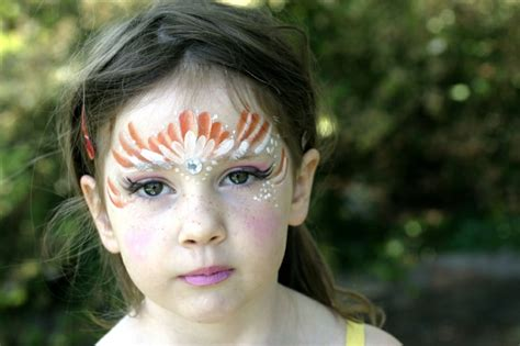 schminken clown vorlage kinderschminken motive fr ihre kinderparty painting for
