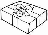 Coloring Gift Boxes Printable Getdrawings Getcolorings sketch template