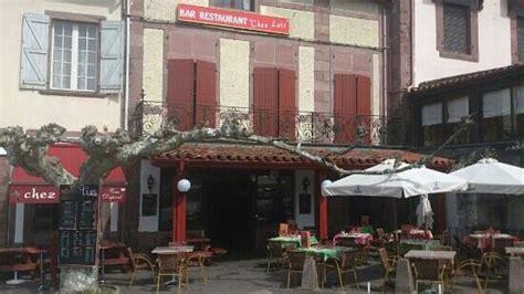 bar restaurant chez luis jean pied de port restaurant avis num 233 ro de t 233 l 233 phone