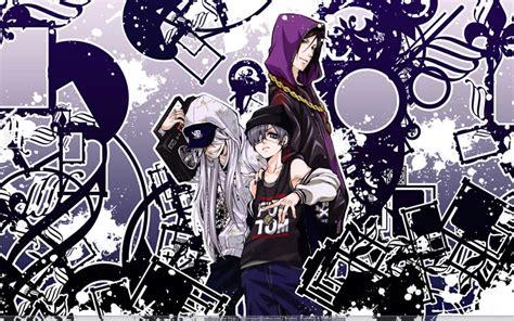 Anime Graffiti Wallpaper - graffiti anime by retarooreki on deviantart
