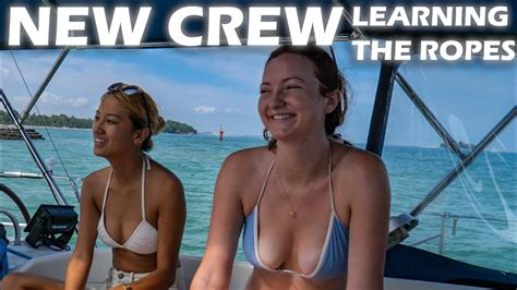 New Crew Are Learning The Ropes S E YouTube