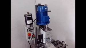 Mill Bf20 Conversion Dc To Ac Motor