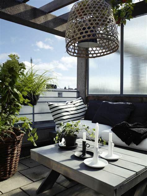 schoene terrasse einrichten  tolle ideen