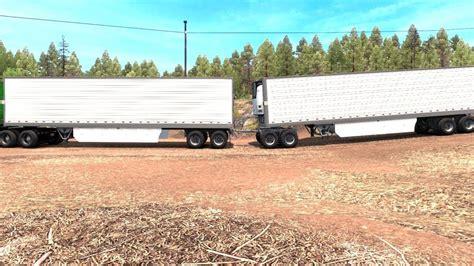 american truck simulator update volvo vnl turnpike trailers