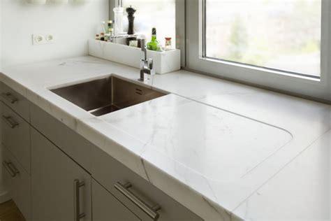 Küchenarbeitsplatte Statuario